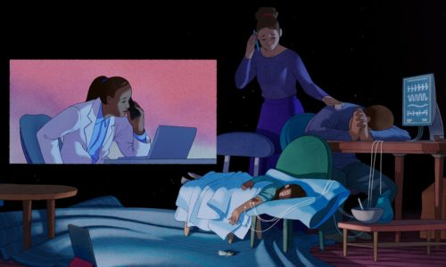 What If Doctors Are Always Watching, but Never There?
